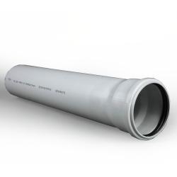 Pipelife Pp Kırılmaz Atıksu Borusu Q110-2000mm
